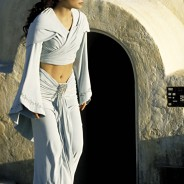 Padmé Amidala ( Light Blue Tatooine Midriff)