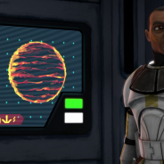 Clone Commander, Bly (Animated)