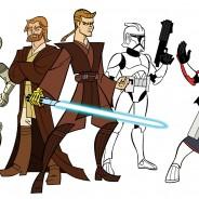Anakin Skywalker (Clone Wars Microseries)