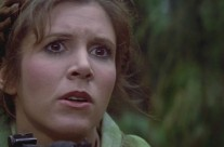 Leia Organa (Endor Commando gear)