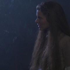 Leia Organa (Ewok Village gown)