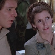 Leia Organa (Rebel Briefing uniform)