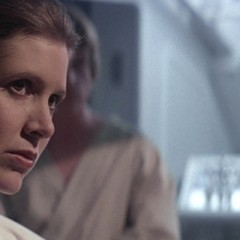 Leia Organa (ESB end scene gown)