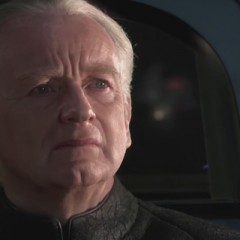 Chancellor Palpatine (Episode III, Federation Cruiser)