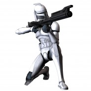 Clone Trooper Soldier, The Clone Wars (animated style)