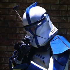 ARC Null Class, Clone Trooper (realistic)
