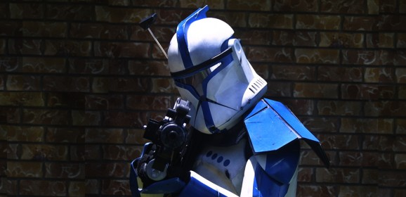 ARC Null Class, Clone Trooper (realistic)