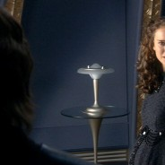 Padmé Amidala/Skywalker (Navy Blue Linen Dress)