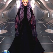 Queen Amidala (Travel Gown)