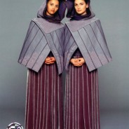 Handmaiden (Lilac Outfit)