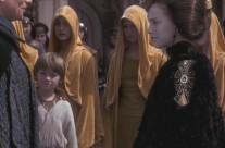 Handmaiden (Gold Gown)
