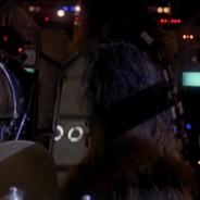 Lando Calrissian (Episode V, End Scene)
