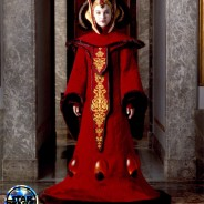 Queen Amidala (Red Invasion Gown)