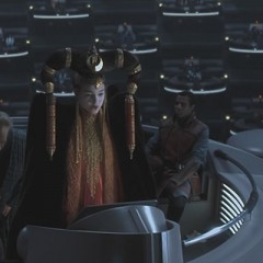 Queen Amidala (Senate Gown)