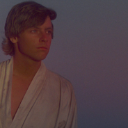 Luke Skywalker (Lars Homestead / Tatooine)