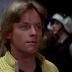 Luke Skywalker (Yavin 4 Ceremonial)