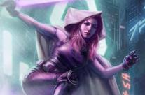 Mara Jade (Black Jumpsuit)