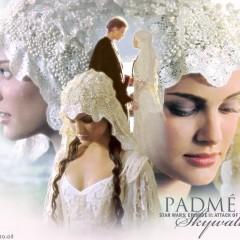 Padmé Amidala (Wedding Gown)   Rebel Legion