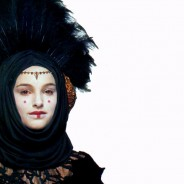 Queen Amidala (Black Decoy Gown)