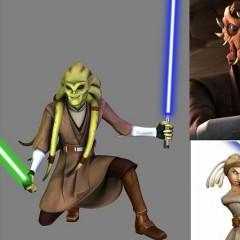 Generic Jedi General (The Clone Wars)