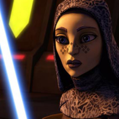 Barriss Offee (The Clone Wars)