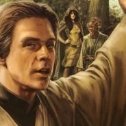 Luke Skywalker (Jedi Academy Robes)