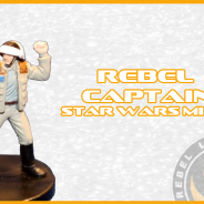 Rebel Captain (Star Wars Miniatures game)