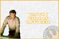 Yavin Communication Officer