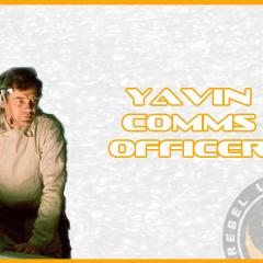 Yavin Communication Officer