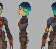 Sabine Wren (Rebels Season 2)