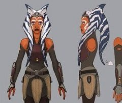Ahsoka Tano (Star Wars Rebels)