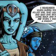 Xiaan Amersu (Aayla Secura Comic)