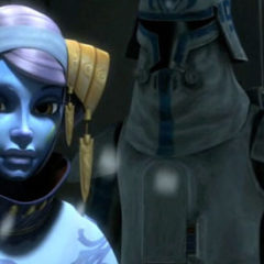 Riyo Chuchi (The Clone Wars) Trespass