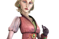 Duchess Satine Kryze (The Clone Wars) Rose Outfit