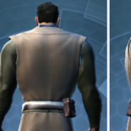 SWTOR Humble Hero style Jedi Robes