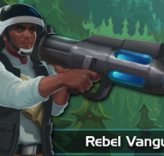 Rebel Vanguard (Star Wars Commander: mobile game)