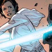 Princess Leia (Jedi Leia, comic #12)
