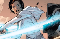 Princess Leia (Jedi Leia, comic #12)