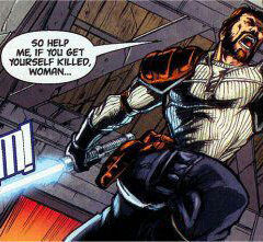Kyle Katarn (Star Wars Tales)