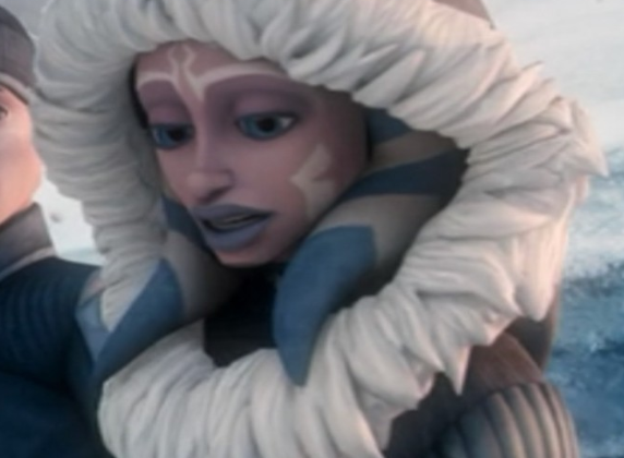 Ahsoka Tano (Winter)